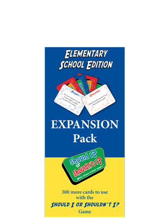 Should I or Shouldn't I Elementary Expansion Pack